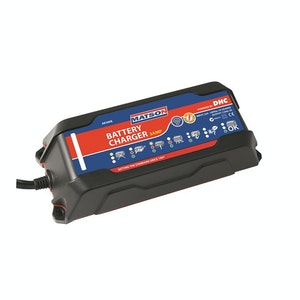 Matson 12v 3 amp Battery Charger 5 Stage WaterProof One Step Automatic Charging