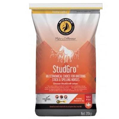 Mitavite Studgro Feed Supplement for Breeding Stock & Spelling Horses 20kg