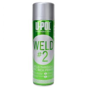 Upol Weld #2 Zinc Aerosol