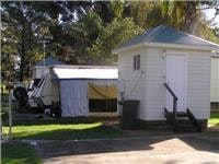 Ensuite site Pleasurelea Tourist Resort Batemans Bay