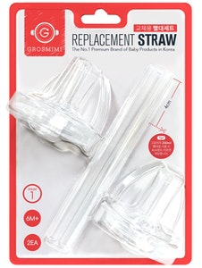Grosmimi Replacement Straw Teat (Stage1, Stage2)