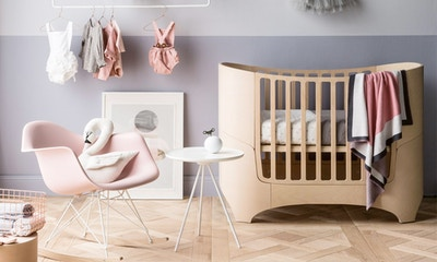 Get The Look...A Scandinavian Nursery