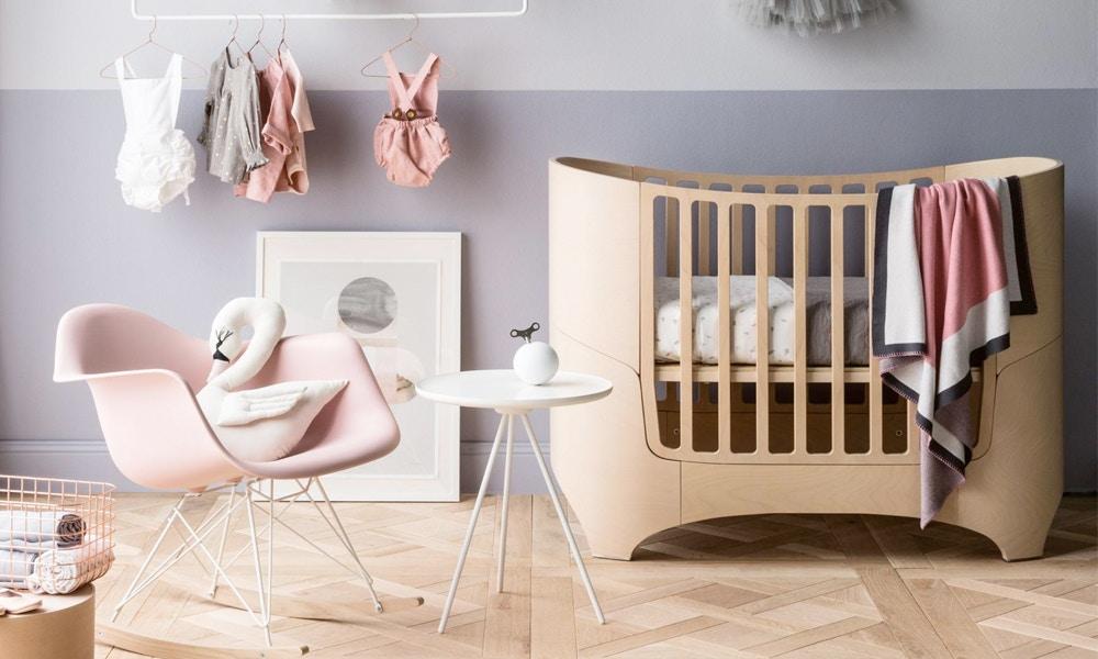 Get The Look...A Scandinavian Nursery