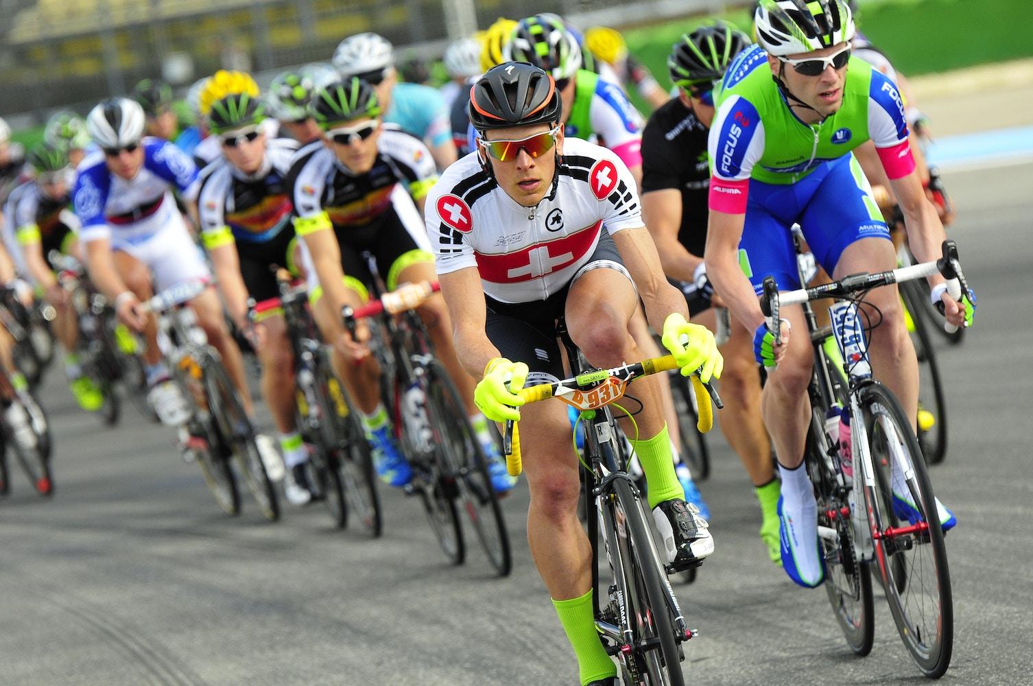 Radsport auf dem Hockenheimring
