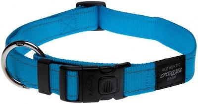 Rogz Utility Collar Turquoise