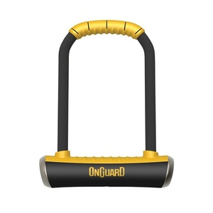 OnGuard Pitbull 8003 Keyed U-Lock Bike Lock