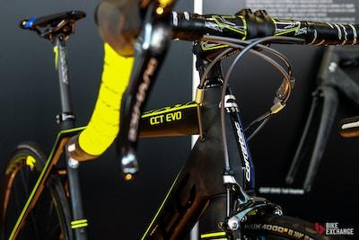 Corratec mit verbessertem Inside Link, neuem CCT Evo und E-XTB für 2017