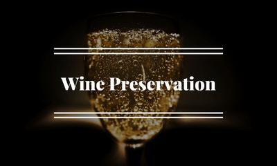 Le Verre de Vin Wine Preservation Systems