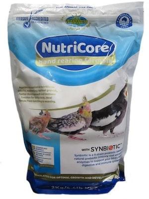Vetafarm Nutricore Hand Rearing Baby Birds Formula 2kg