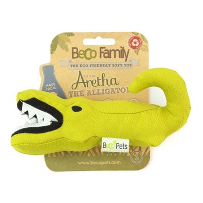 Beco Things Beco Soft Toy - Alligator - Small