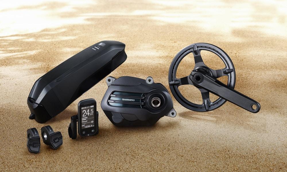 Shimano STEPS E6100: Alle Infos zum neuen E-Bike Antrieb
