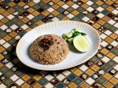Aromatic Duck Fried Rice