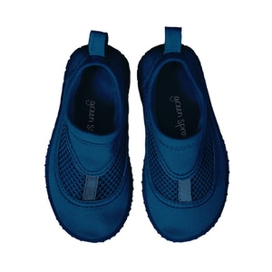 green sprouts Water Shoes-Navy