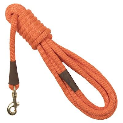 "Mendota Products Check Cords Long Leads - 3/8"" x 30' Orange (1cm x 9m) Open handle"
