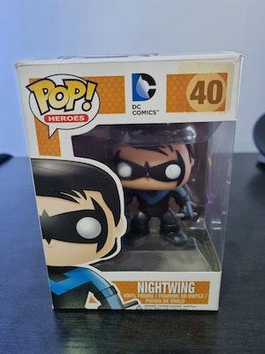 Nightwing #40 Funko Pop - DC Comics