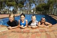 Pool fun BIG4 Port Augusta Holiday Park