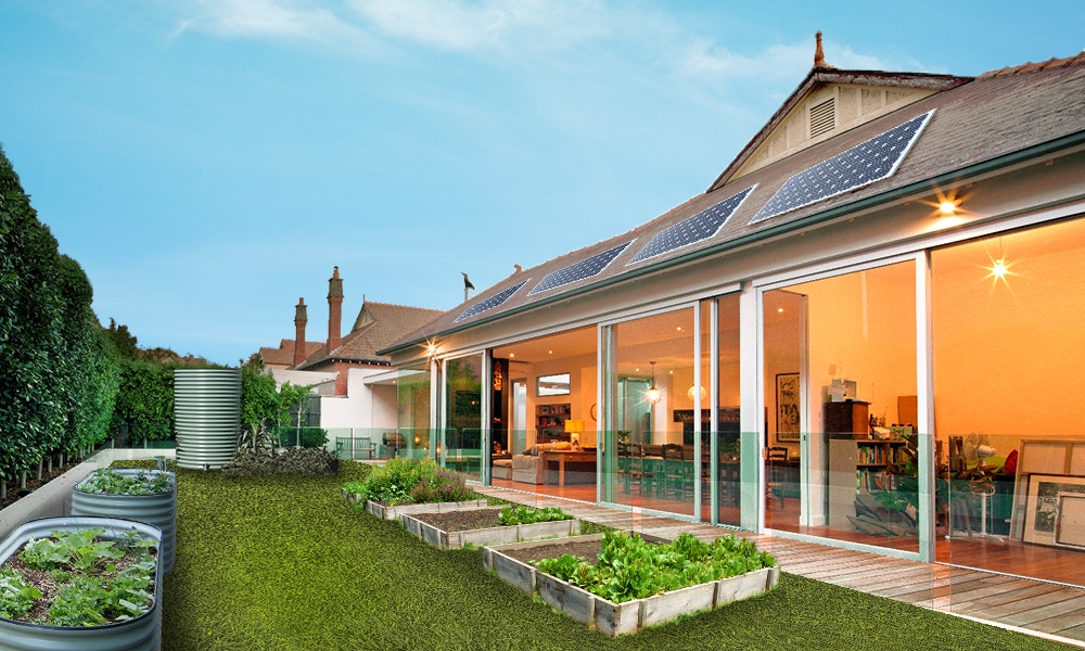 7 Handy Sustainable Home Ideas
