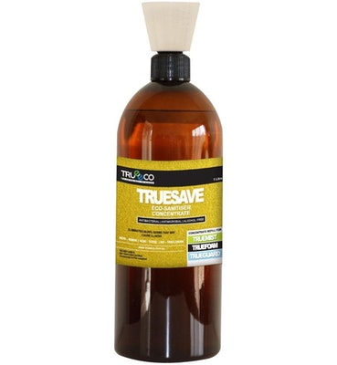 Trueeco TRUESAVE CONCENTRATE 1L (Creates 20 Litres READY2USE)