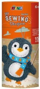 Avenir -  Sewing - Key Chain - Penguin