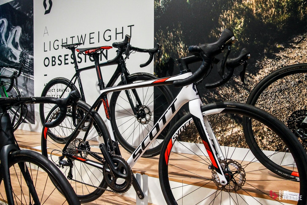scott addict disc 2017 eurobike2016