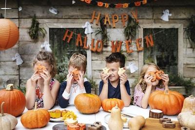 Schaurig-schöne Halloweenparty - Für kleine und große Monsterkinder!