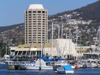 Salty sailors city Hobart blends Australia's past and present