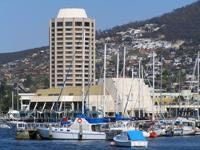 Wrest Point Casino Hobart. GoSeeAustralia pic.