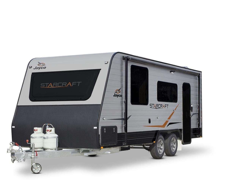 Starcraft Caravan