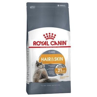 Royal Canin Dry Cat Food Hair & Skin 2kg