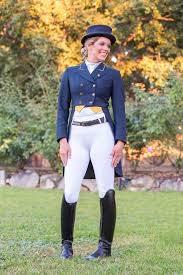 Bare Equestrian Competiton Wear - SNOW WHITE Competition Tights