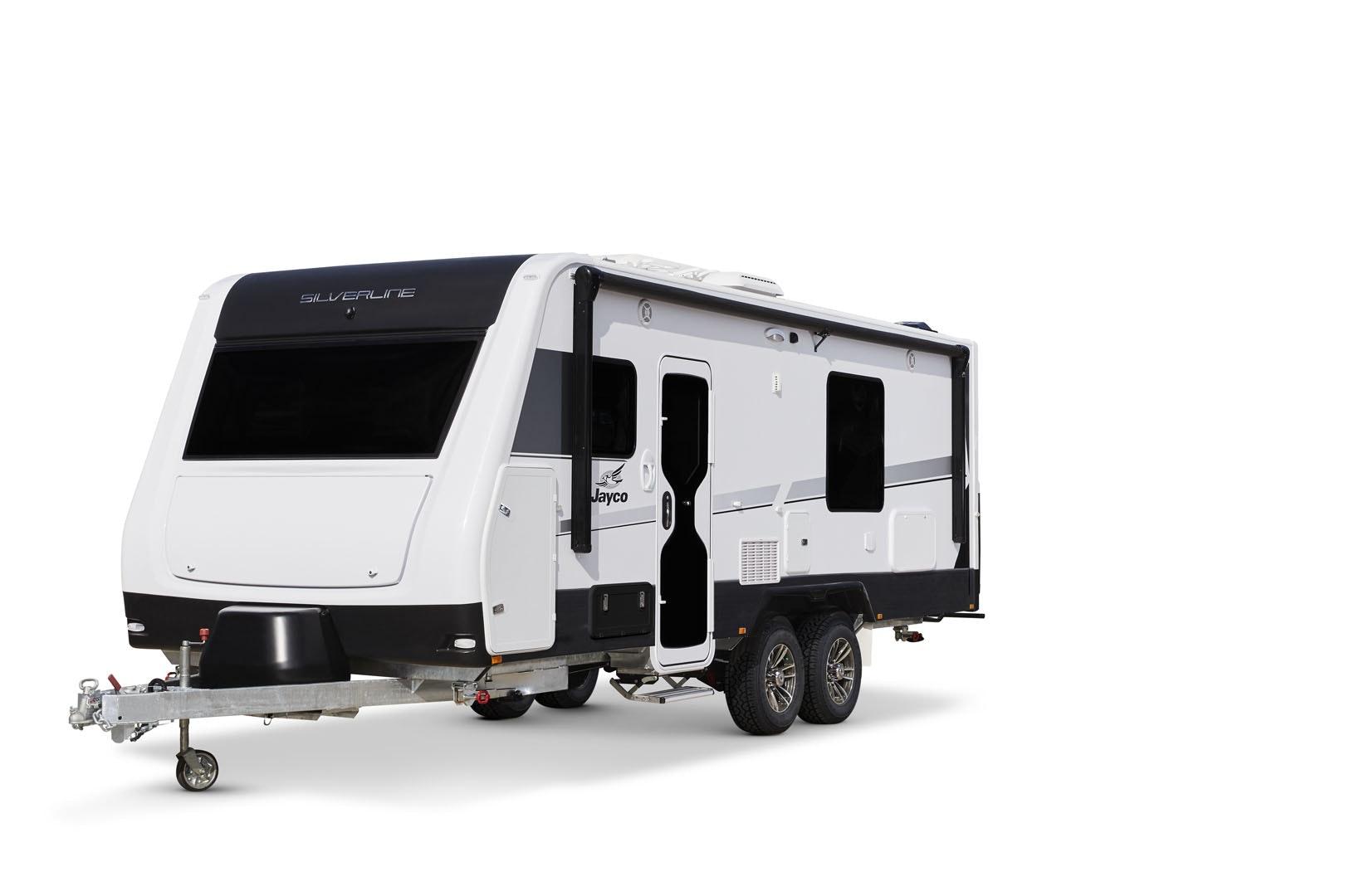 Silverline Caravan