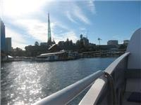 Take the Perth ferry at least once