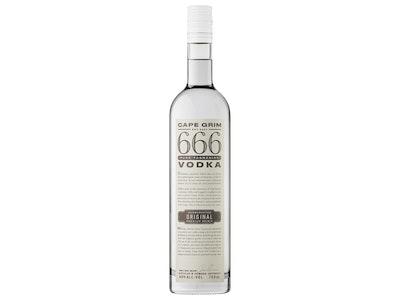 Cape Grim 666 Original Vodka 700mL