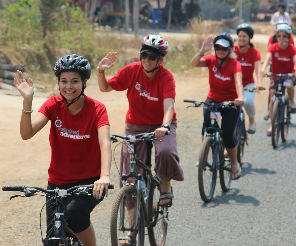 Cambodia SMALLMICROSITE 130307 Cycle for Girls