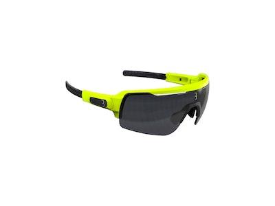 Commander Sport Glasses - Fluro Yellow  - BSG-61-NE-NS