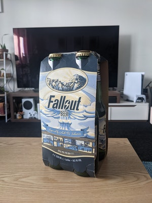 Fallout Beer 4-pack