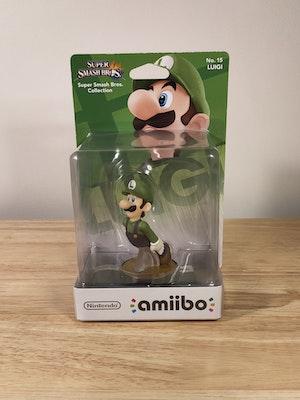 Luigi Amibo Smash Bros