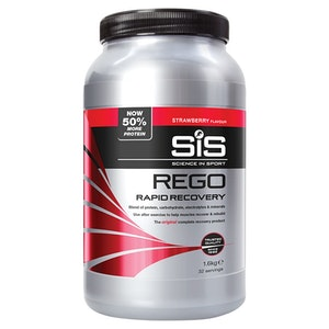 SiS REGO Rapid Recovery Tub 1.6Kg Strawberry