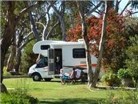 Kui's Peaceful Padthaway start point for SA Limestone Coast touring attractions