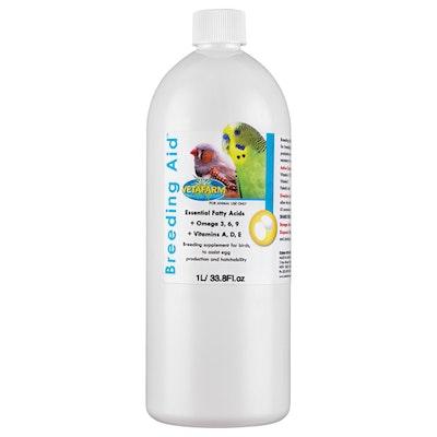 Vetafarm Pet Bird Breeding Aid Liquid Vitamin Supplement - 5 Sizes