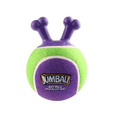 GIGWI Jumball Tennis Ball Green/Purple