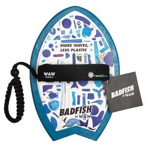 WAW Handplanes BadFish Bodysurfing Handplane - Recycled Ocean Plastics 2020