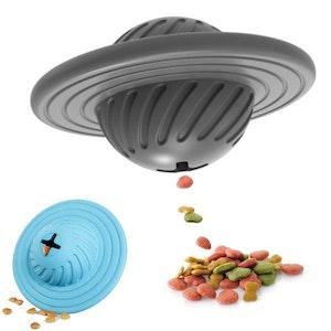 DoggyTopia UFO Treat Dispenser Dog Toy