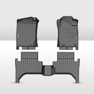 KIWI MASTER 3D TPE Floor Mats Fit Mitsubishi Triton MQ MR 2015-2018