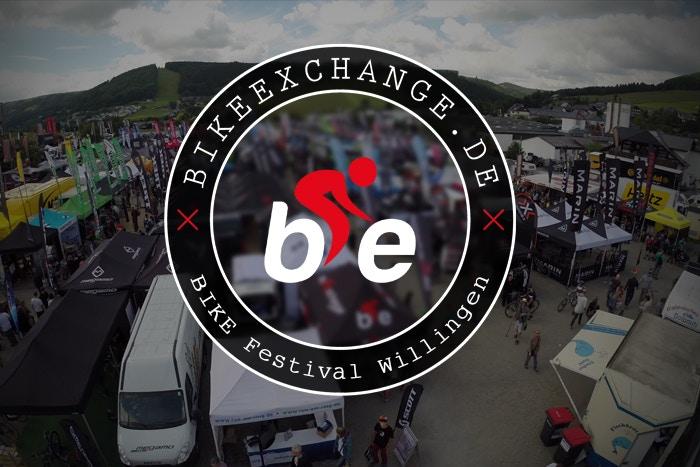 Drei Tage im Zeichen des Mountainbikes - BikeExchange @ BIKE Festival Willingen