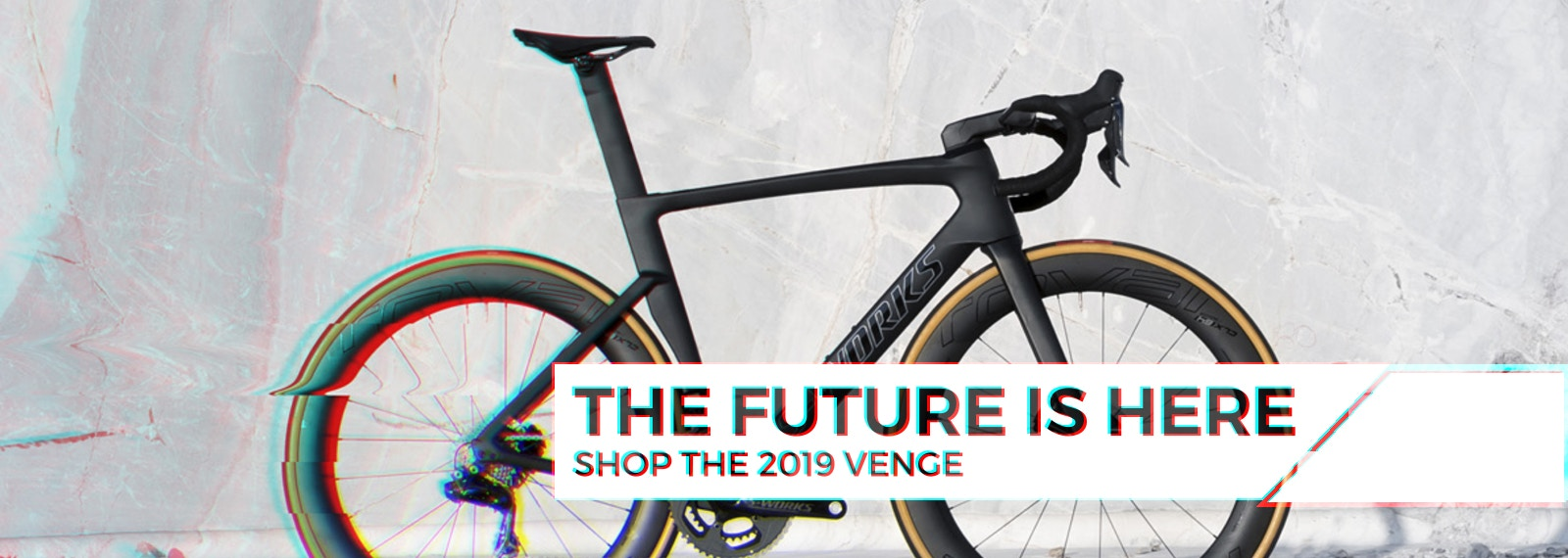 The Future Is Here - Shop the S-Works Venge 2019