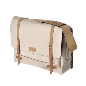 Basil Portland Messenger Bag 20L Creme