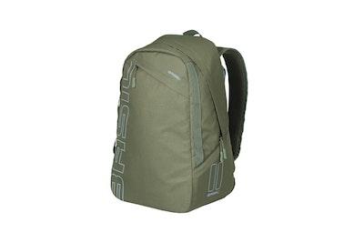 Basil Flex Backpack Forest Green 17L