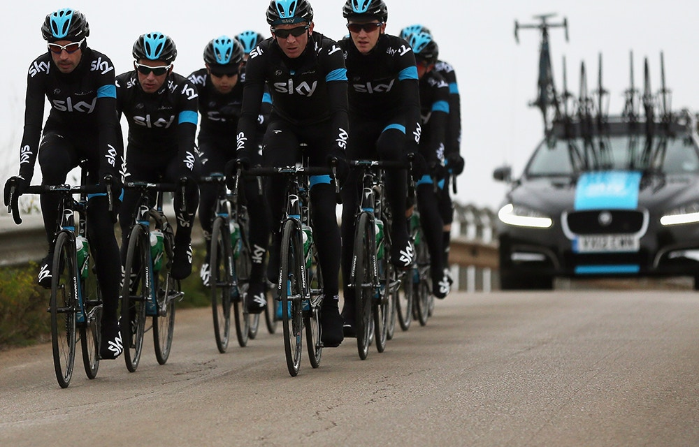 Can Team SKY Make It 3 for 3 in the 2014 Tour de France?