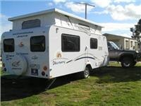 Jayco Discovery at Marina View Hastings Victoria